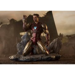Avengers Endgame figurine S.H. Figuarts Iron Man Mk-85 (I Am Iron Man Edition) Bandai Tamashii Nations