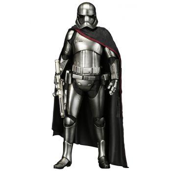 Star Wars Episode VII statuette ARTFX+ 1/10 Captain Phasma Kotobukiya