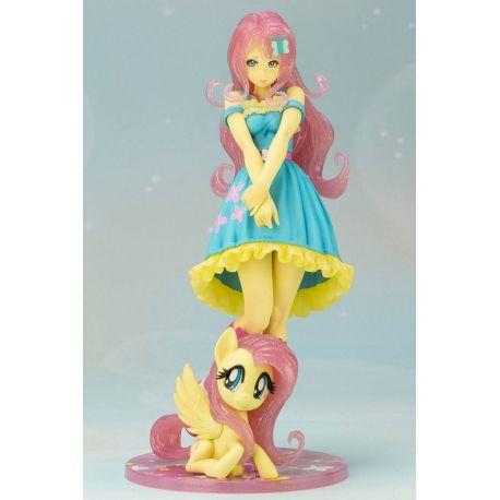 Mon petit poney Bishoujo statuette 1/7 Fluttershy Limited Edition Kotobukiya