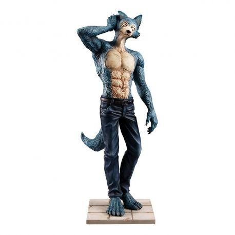 Beastars figurine Gray Wolf Legoshi Megahouse