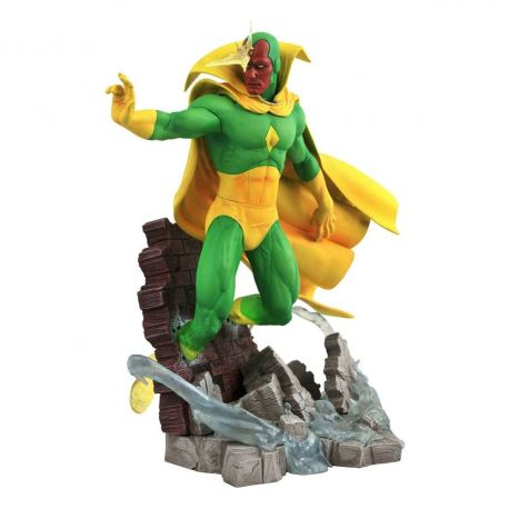 Marvel Comic Gallery Vs. statuette Vision Diamond Select