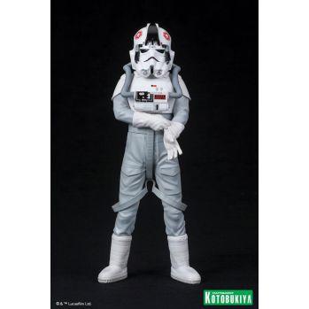 Star Wars statuette ARTFX+ 1/10 AT-AT Driver Kotobukiya