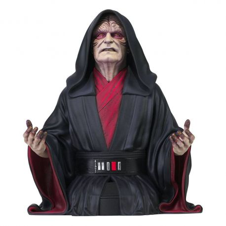 Star Wars Episode IX buste 1/6 Emperor Palpatine Gentle Giant
