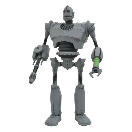 Le Géant de Fer Select figurine Battle Mode Iron Giant Diamond Select