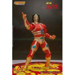 New Japan Pro Wrestling figurine 1/12 Jyushin Liger Storm Collectibles