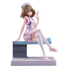The Idolmaster Cinderella Girls statuette 1/7 DreamTech Kaede Takagaki + DT-162 Wave Corporation