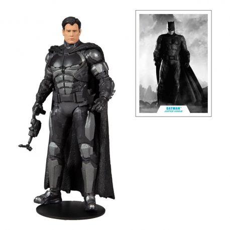 DC Justice League Movie figurine Batman (Bruce Wayne) McFarlane Toys