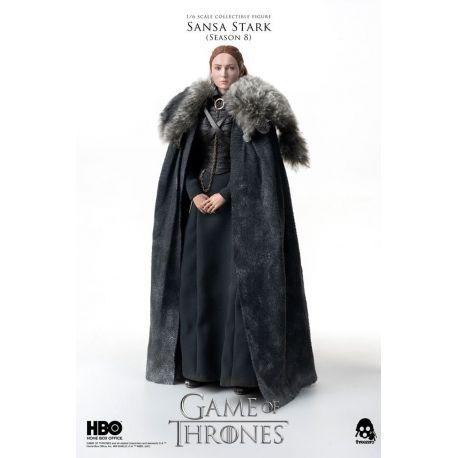 Game of Thrones figurine 1/6 Sansa Stark (Season 8) ThreeZero