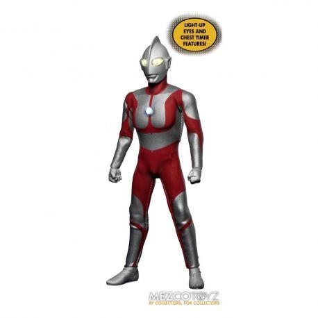 Ultraman figurine lumineuse 1/12 Mezco Toys