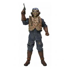 Iron Maiden figurine Retro Aces High Eddie Neca