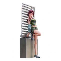 Evangelion figurine Makinami Mari Illustrious Union Creative