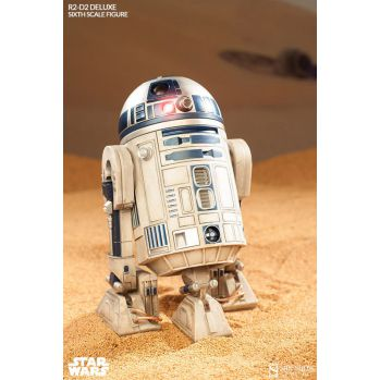 Star Wars figurine R2-D2 Sideshow Collectibles