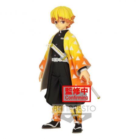 Demon Slayer Kimetsu no Yaiba figurine Grandista Zenitsu Agatsuma Banpresto