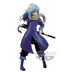 That Time I Got Reincarnated as a Slime figurine Otherworlder Rimuru Banpresto