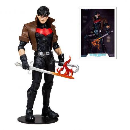 DC Gaming figurine Red Hood Unmasked (Gold Label) McFarlane Toys