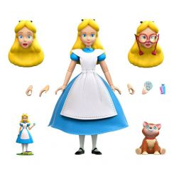 Alice au pays des merveilles figurine Disney Ultimates Alice Super7