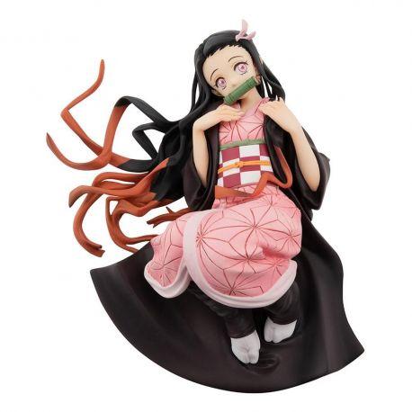 Demon Slayer Kimetsu no Yaiba figurine G.E.M. Nezuko Palm Size Edition Megahouse