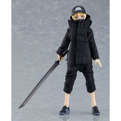 Original Character figurine Figma Female Body Yuki with Techwear Outfit Max Factory