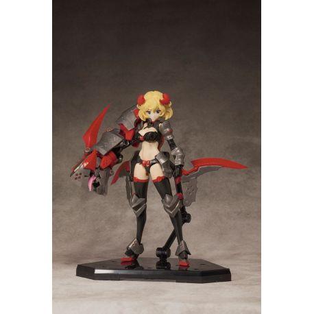 Dark Advent figurine Plastic Model Kit Vol. 1 Dragondress Sophia DX Ver. Alphamax