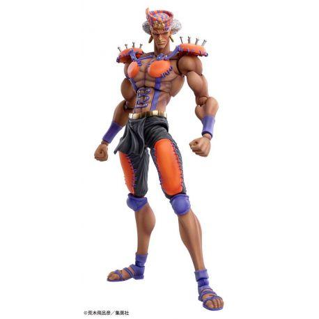 JoJo's Bizarre Adventure Part2 (Battle Tendency) figurine Super Action Chozo kado (Esidisi) Medicos Entertainment