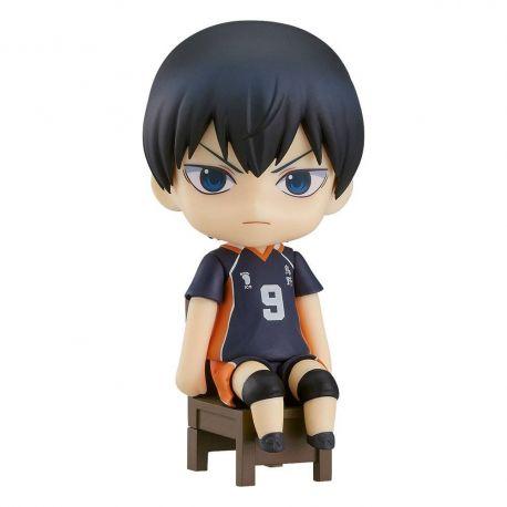 Haikyu!! To the Top figurine Nendoroid Swacchao! Tobio Kageyama Good Smile Company