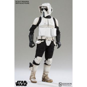 Star Wars figurine 1/6 Scout Trooper Sideshow Collectibles