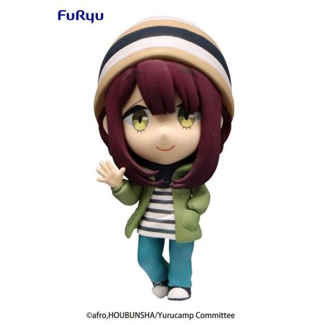 Laid-Back Camp Season 2 figurine Chobirume Ayano Toki Furyu