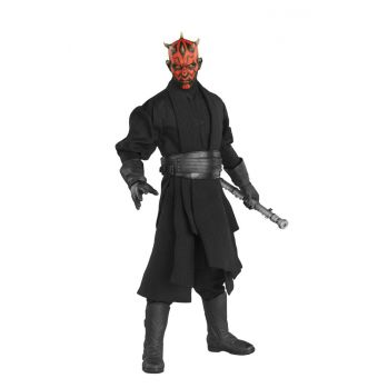 Star Wars figurine 1/6 Darth Maul Duel on Naboo (Episode I) Sideshow Collectibles