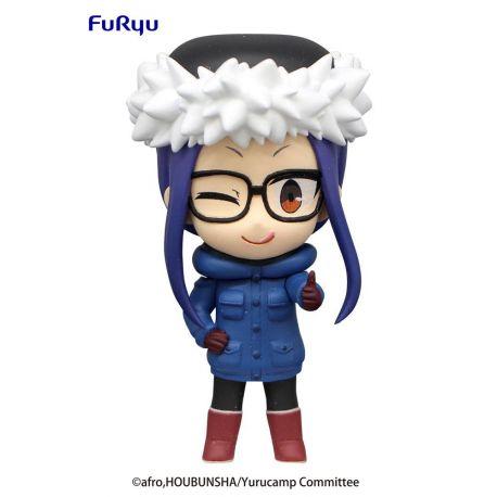 Laid-Back Camp Season 2 figurine Chobirume Chiaki Ohgaki Furyu