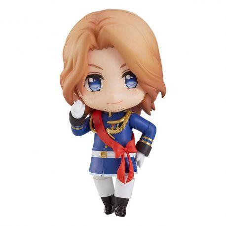 Hetalia World Stars figurine Nendoroid France Orange Rouge