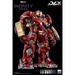 Infinity Saga figurine 1/6 DLX Iron Man Mark 44 Hulkbuster ThreeZero