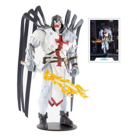 DC Multiverse figurine Azrael Suit of Sorrows (Gold Label) McFarlane Toys