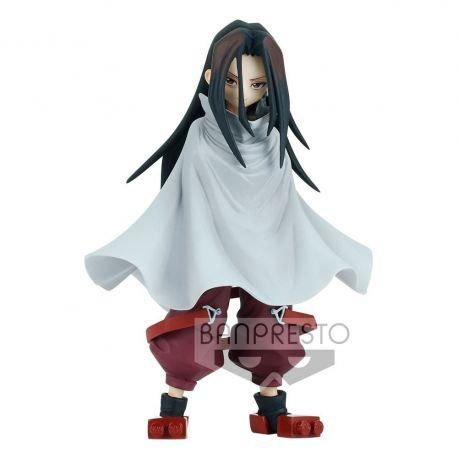 Shaman King figurine Hao Banpresto