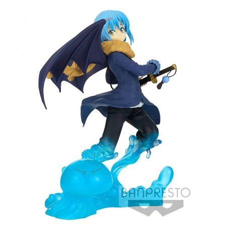 That Time I Got Reincarnated as a Slime figurine EXQ Rimuru Tempest Special Ver. Banpresto