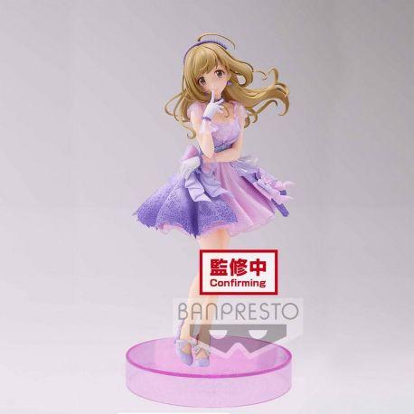 The Idolmaster Cinderella Girls figurine Espresto est-Brilliant Dress Shin Sato Banpresto
