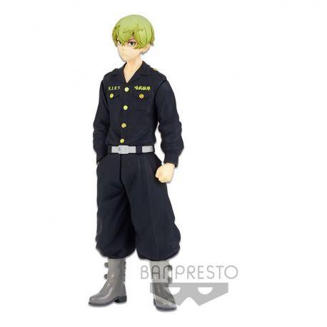 Tokyo Revengers figurine Chifuyu Matsuno Banpresto
