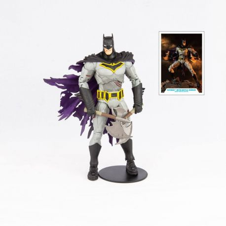 DC Multiverse figurine Batman with Battle Damage (Dark Nights: Metal) McFarlane Toys