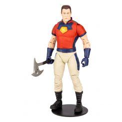 Suicide Squad DC Multiverse figurine Build A Peace Maker (Unmasked) McFarlane Toys