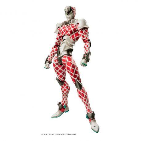 JoJo's Bizarre Adventure Part5 figurine Super Action Chozokado (KC) Medicos Entertainment
