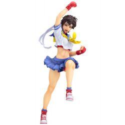 Street Fighter Bishoujo statuette 1/7 Sakura Kotobukiya
