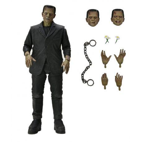 Universal Monsters figurine Ultimate Frankenstein's Monster (Color) Neca