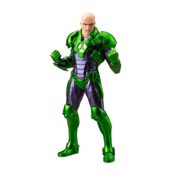 DC Comics statuette ARTFX+ 1/10 Lex Luthor (The New 52) Kotobukiya