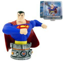 Justice League - presse-papier résine Superman 12 cm