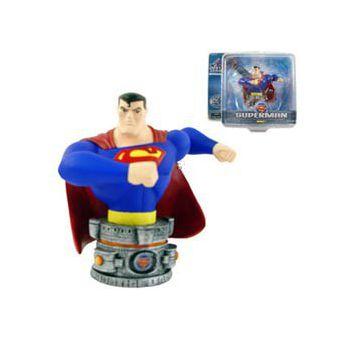 Justice League - presse-papier résine Superman 12 cm