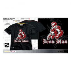 T-Shirt Marvel Extreme Iron Man Distressed