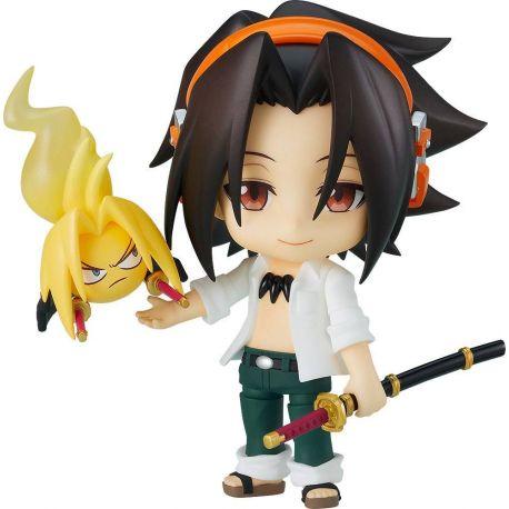 Shaman King figurine Nendoroid Yoh Asakura Good Smile Company
