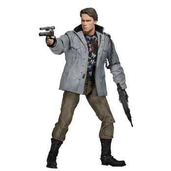 Terminator figurine Ultimate T-800 (Tech Noir) Neca