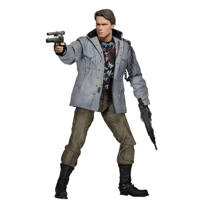Terminator 2 Judgment Day  Figurine T 1000 Pescadero Hospital  Abrakaba