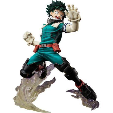 My Hero Academia statuette Izuku Midoriya Takara Tomy