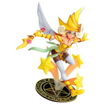 Yu-Gi-Oh! The Dark Side of Dimensions statuette 1/7 Lemon Magician Girl Kotobukiya